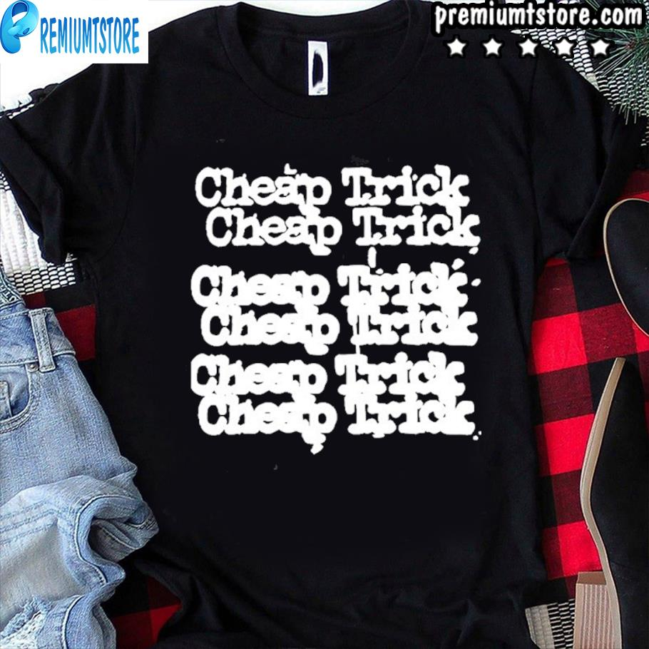 Original cheap tricks tee shirt