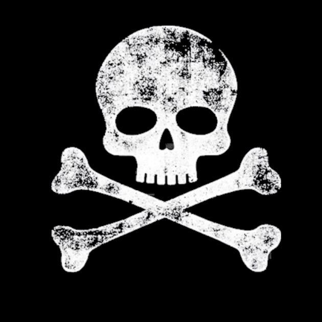 Skull crossbones skeleton jolly roger preview